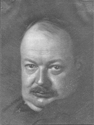 McTaggart, by V.H. Mottram 1909