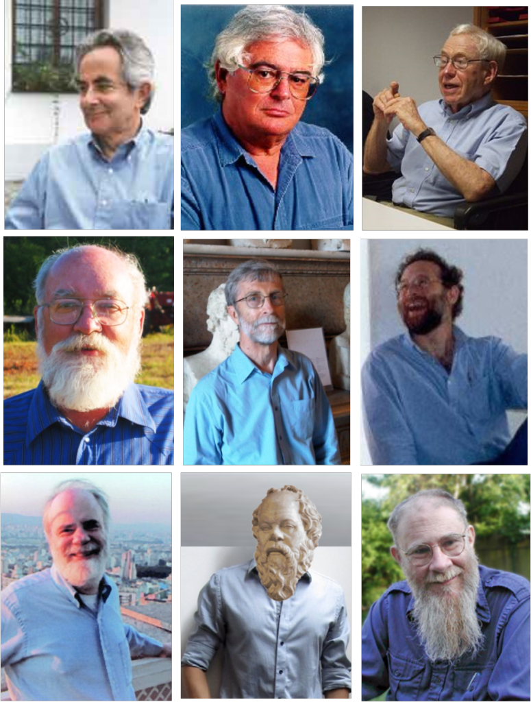blue shirt philosophers