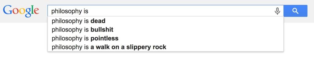 google philosophy is