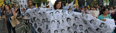 Philosophers Protest the Murder of 43 Students