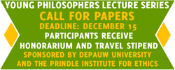 Young Philosophers Lecture Series