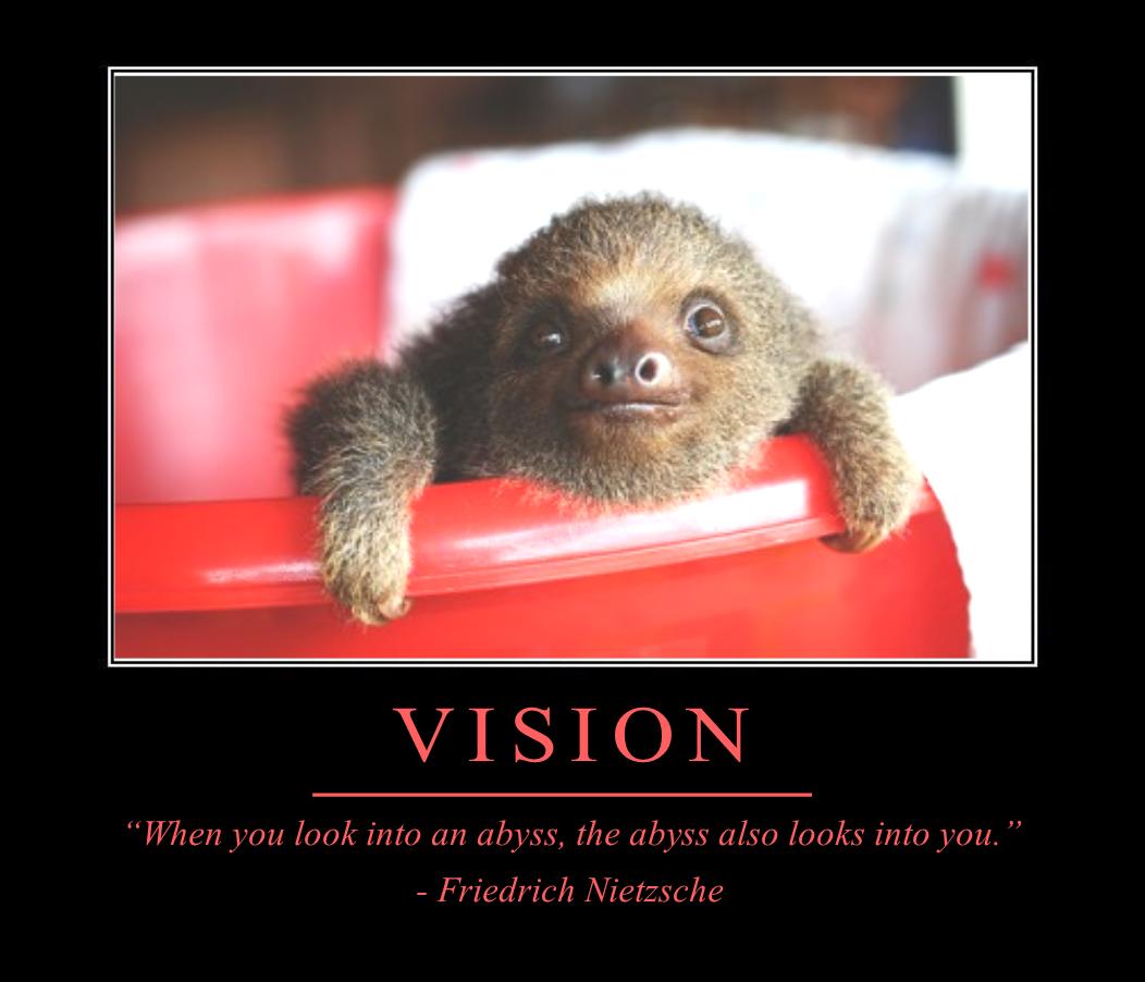 inspirational poster