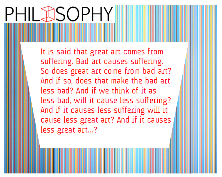 philosophy party cards sample 3