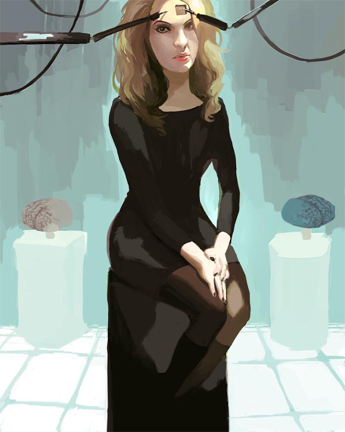 Si-Won Song - Lycan Henrietta
