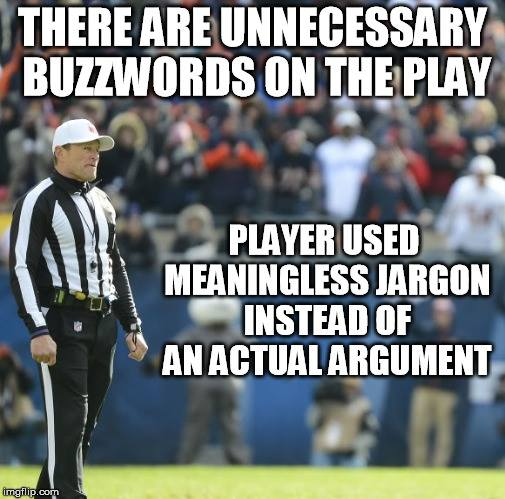 Fallacy Ref - jargon