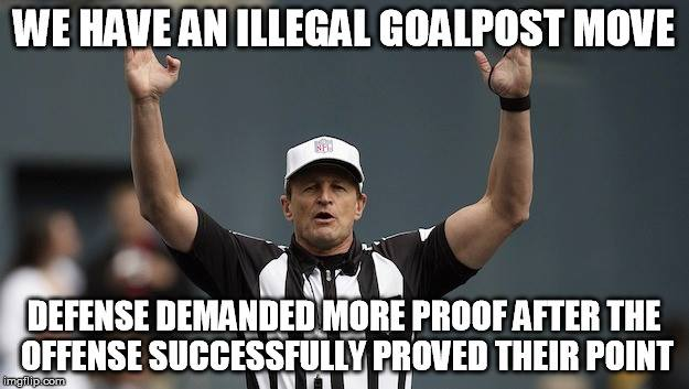 Fallacy Ref - movegoalposts