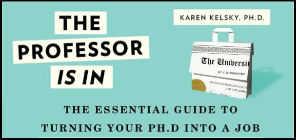 Kelsky Professor Is In