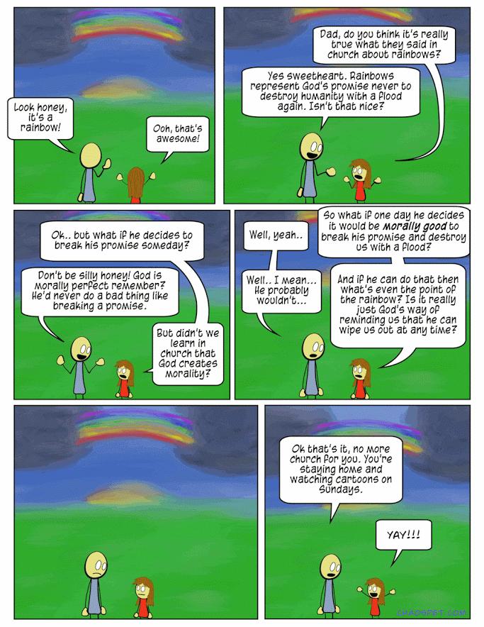 Lake - 2015-11-24 - rainbow