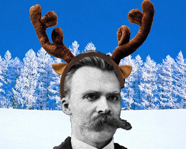 Nietzsche Holiday 2