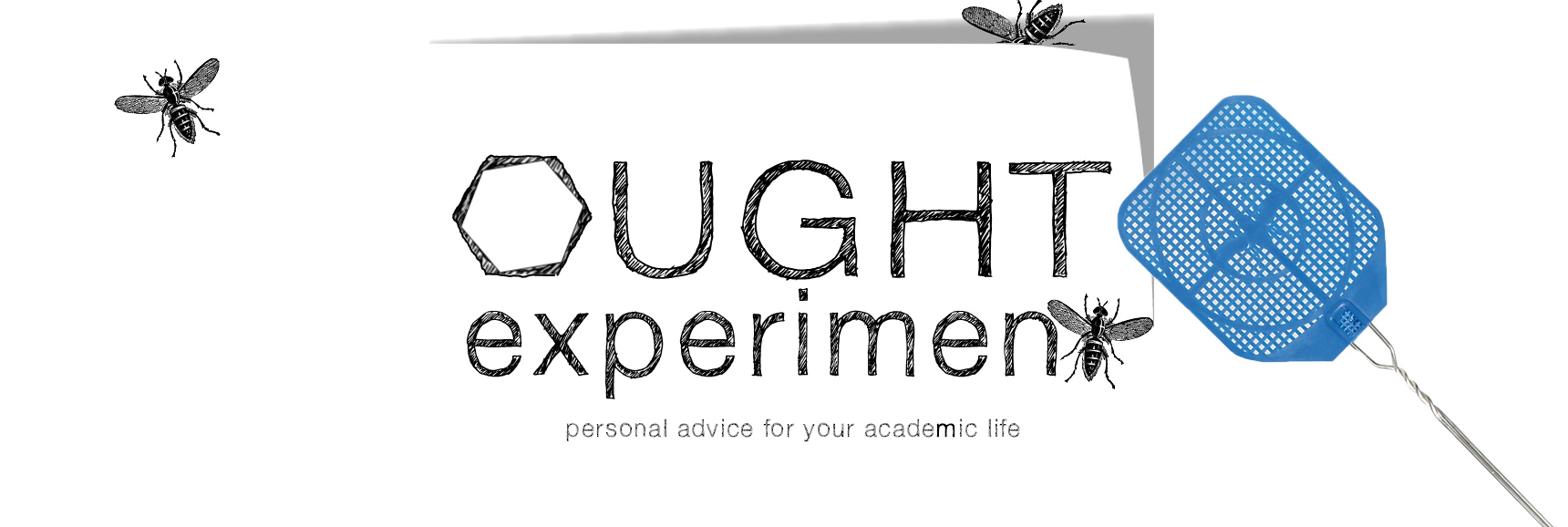 ought experiment gadfly banner