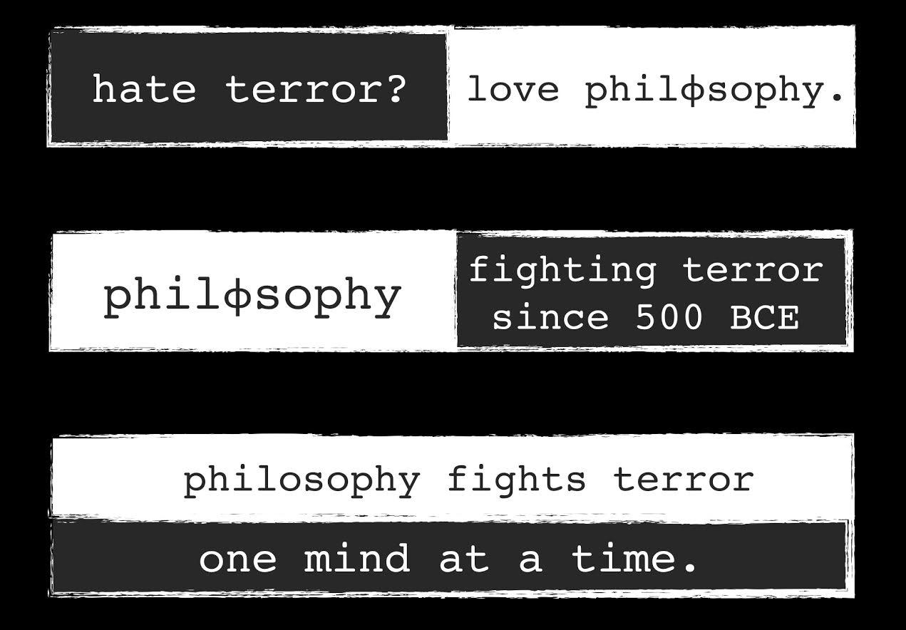 philosophy v terrorism
