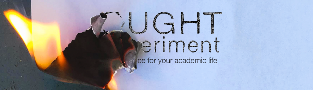 When To Quit Academia (Ought Experiment)