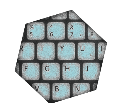 keyboard hex