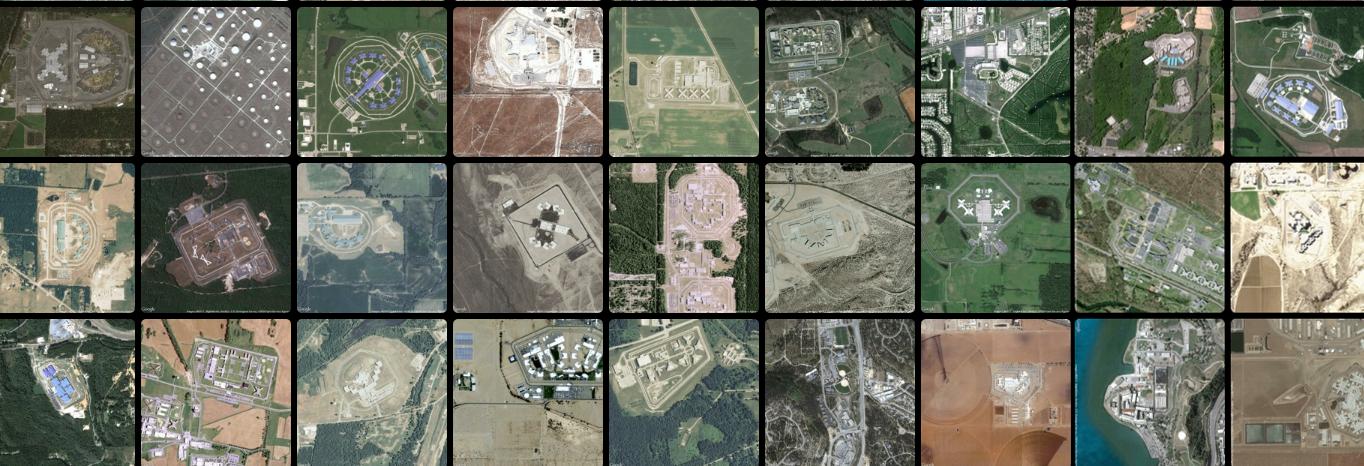 prisons aerial photos copy
