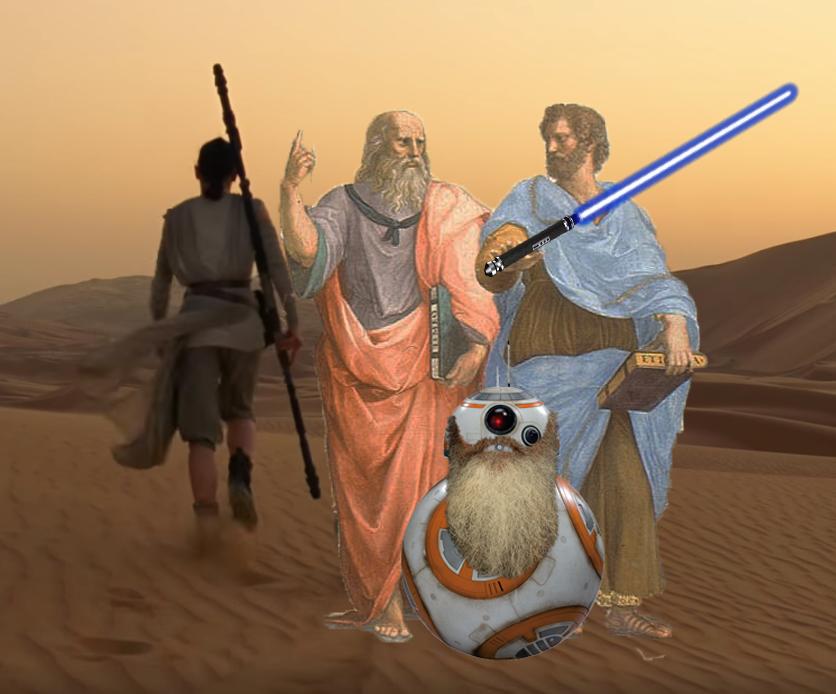 star wars philosophers ray bb8