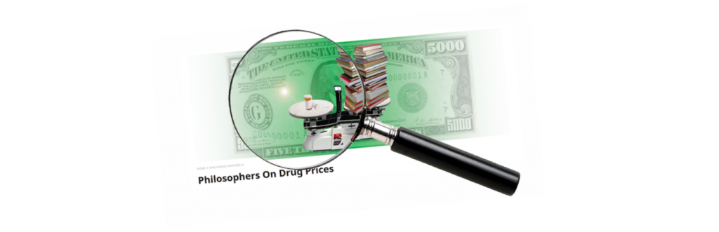 "Students On ""Philosophers On Drug Prices"""