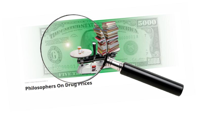 Students on Philosophers on Drugs image