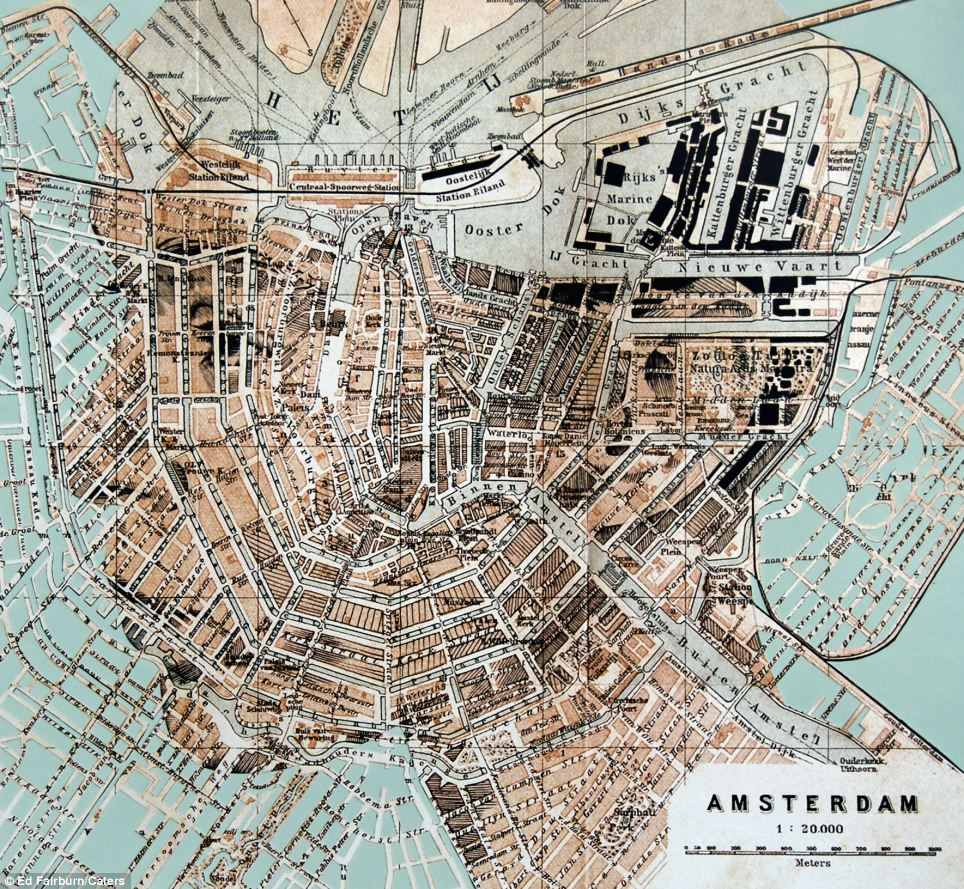 Fairburn - Amsterdam