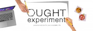 ought experiment friendly banner