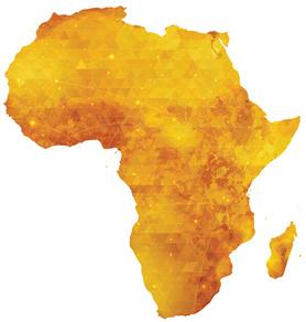 africa golden