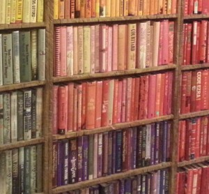 books color coded 3