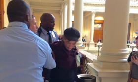 Donahue Capitol Arrest