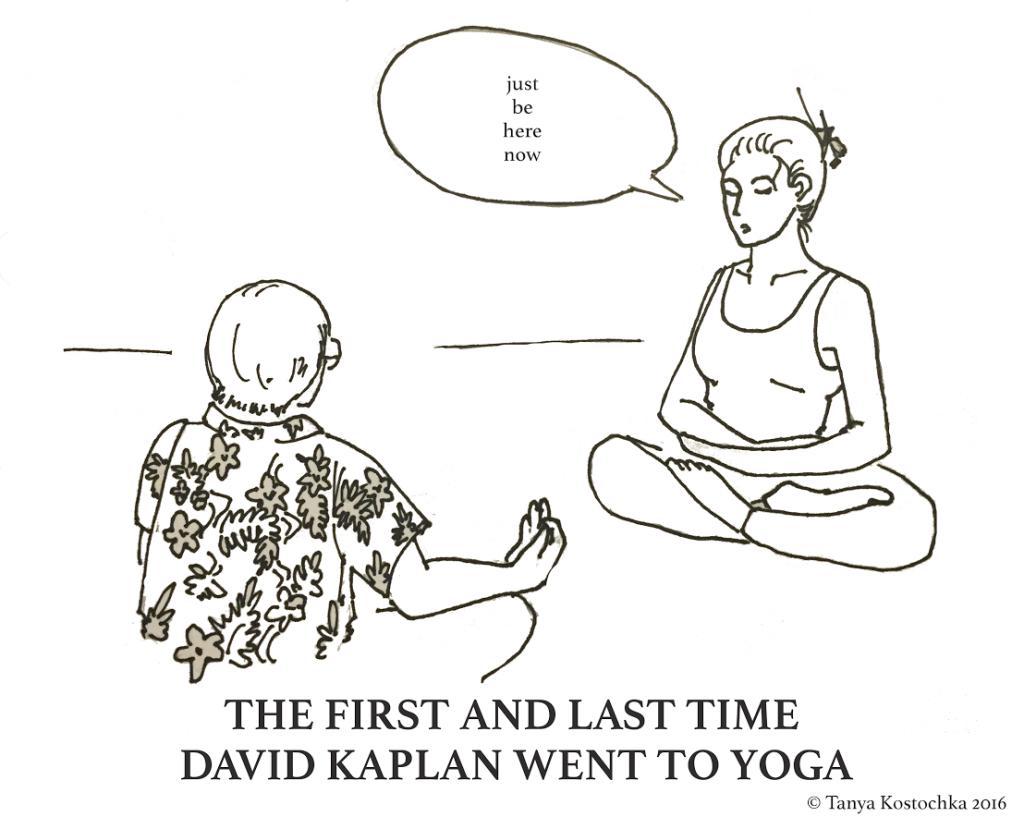 Kostochka - 2016-3-1 - yoga