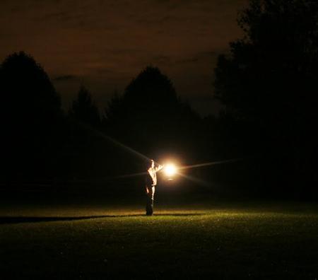 lantern boy