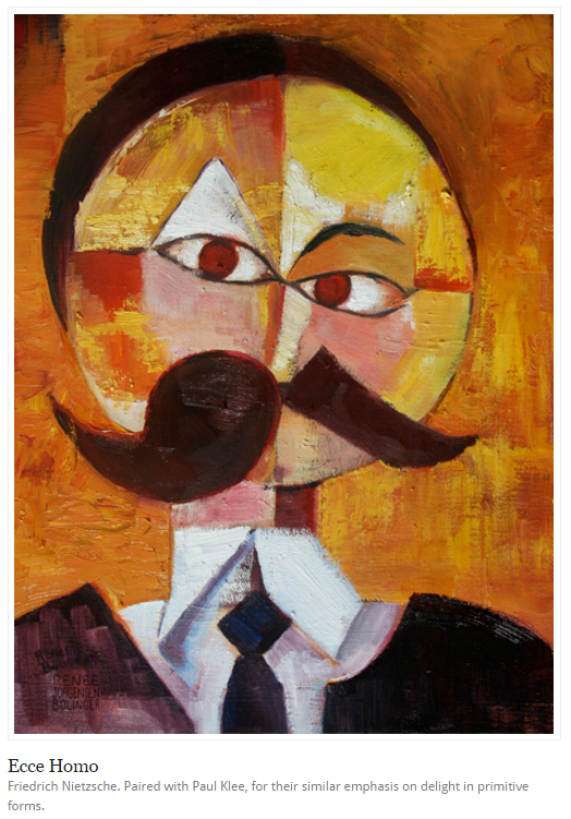 Nietzsche by Bolinger