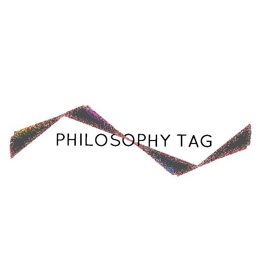 philosophy tag logo square