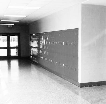 lockers hall