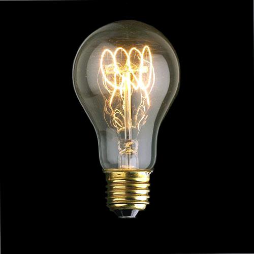 vintage light bulb 2