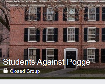 pogge students against