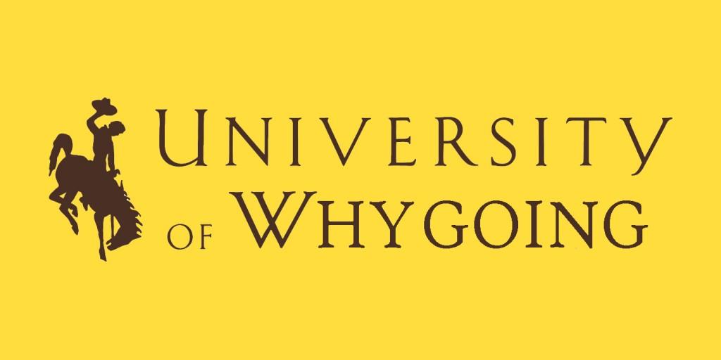 Wyoming logo whygoing