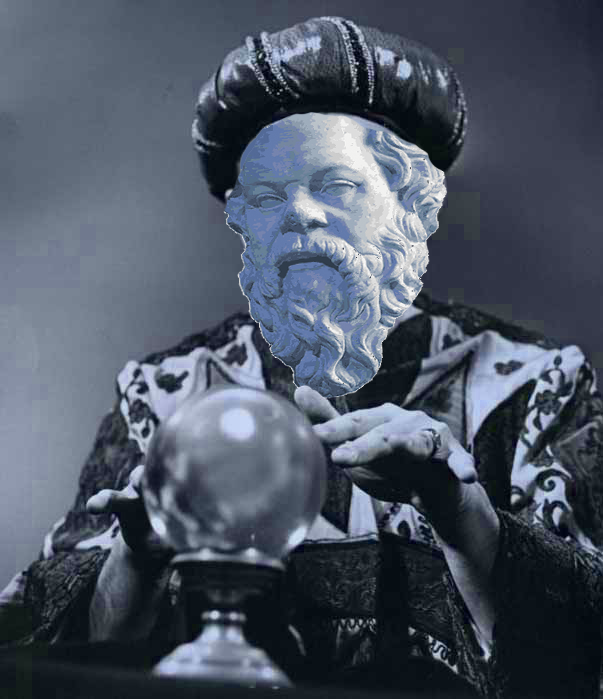 crystal ball socrates