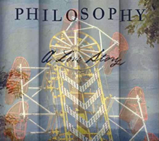 Merged cover art from Kantianism, Liberalism, and Feminism by Carol Hay and American Philosophy: a Love Story, by John Kaag