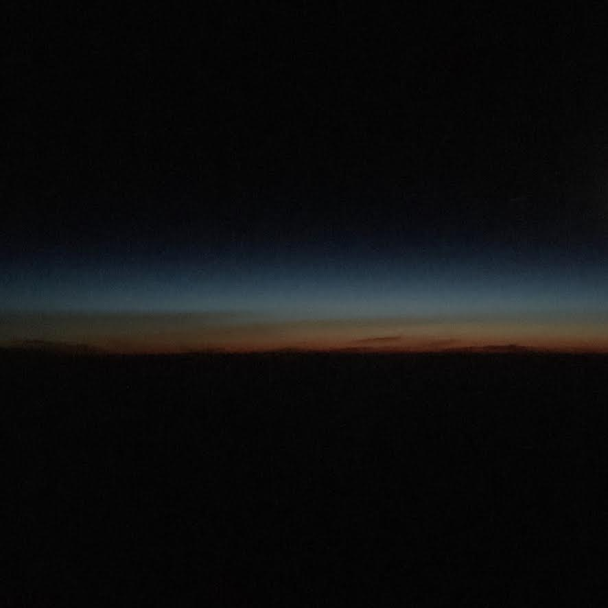 "Justin Weinberg, ""Nightfall Above The Atlantic"""