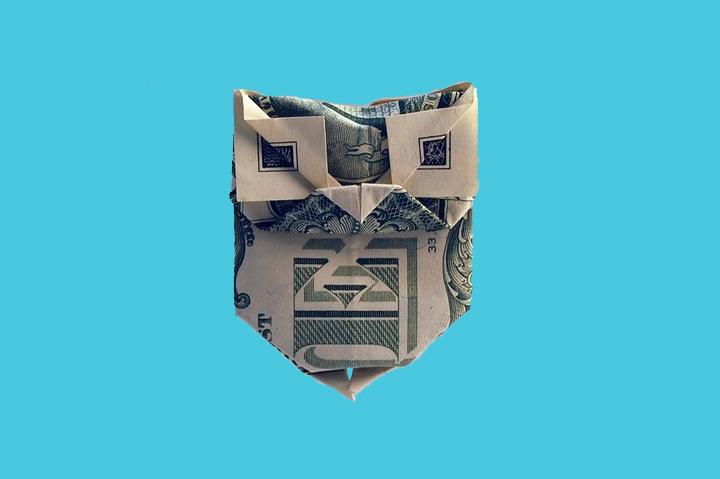 Dollar Origami Owl 2