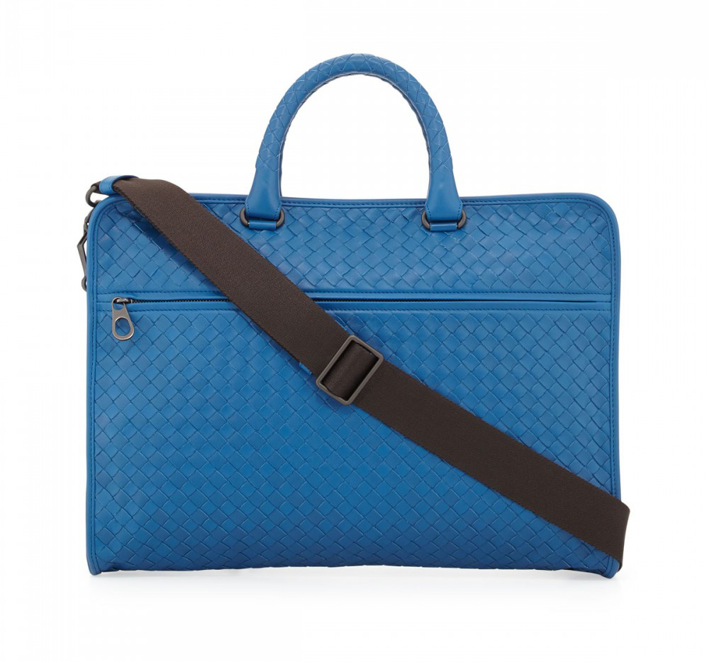 messenger bag blue nice
