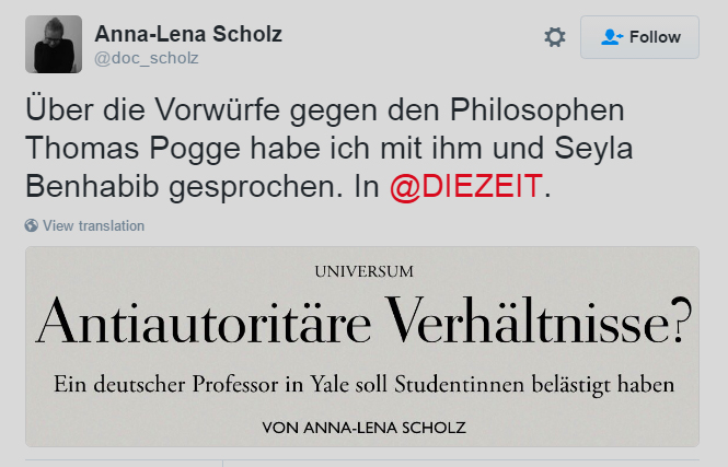 Pogge Zeit article tweet 2