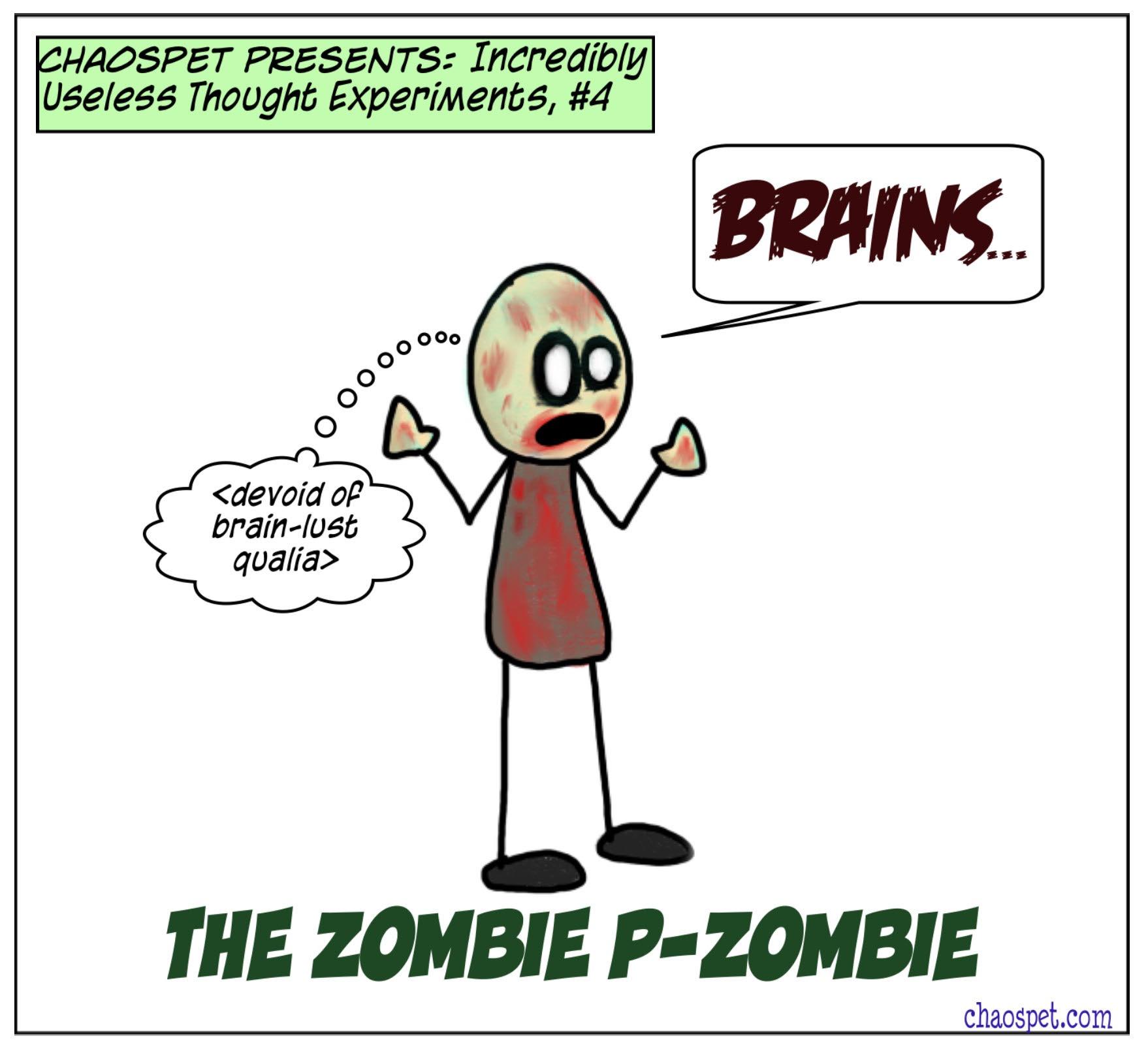 Lake - 2016-8-23 - zombie zombie