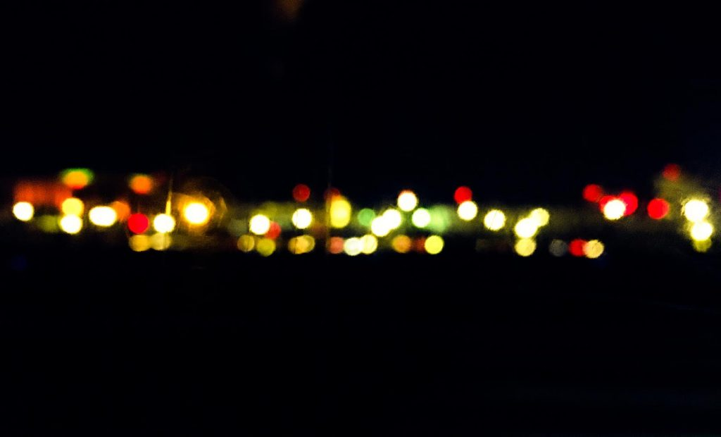 Justin Weinberg, Airport at Night