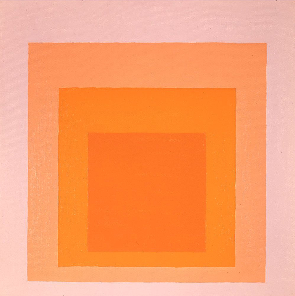 Josef Albers, Homage to the Square
