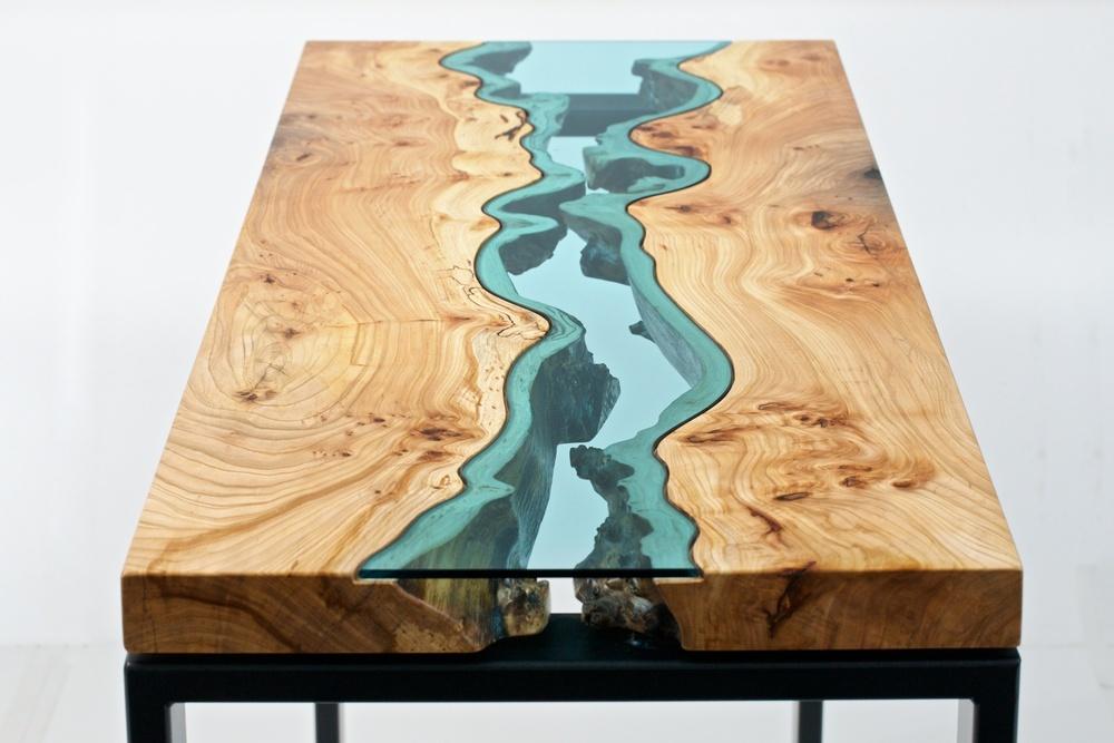 Table by Greg Klassen