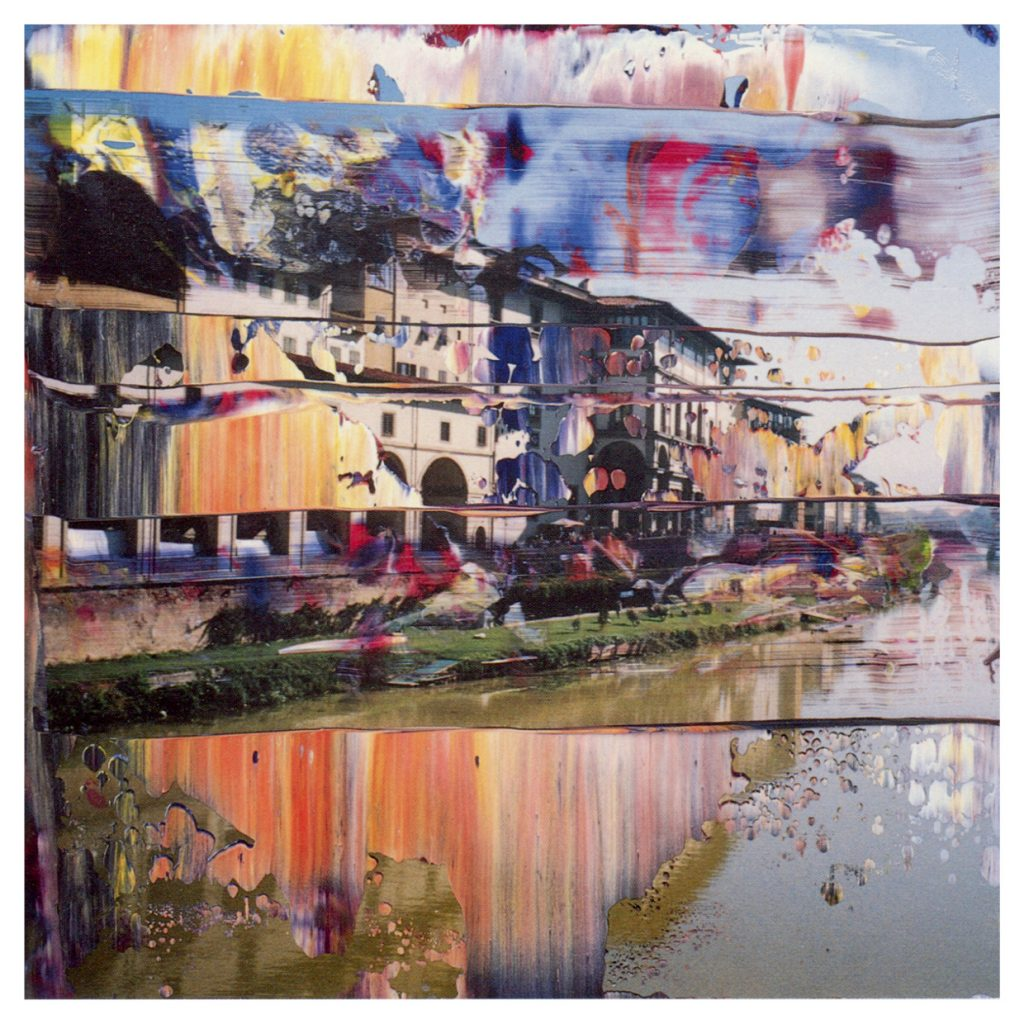 "Gerhard Richter, ""Florence 36"""