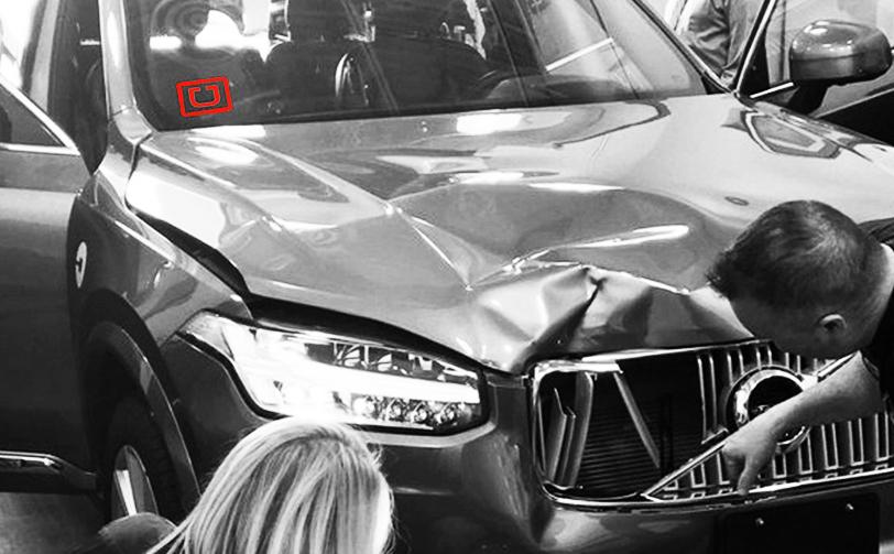 Uber Self Driving Car Death