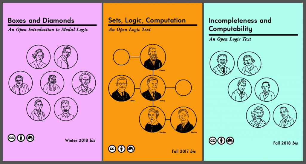 Remixing the Open Logic Text