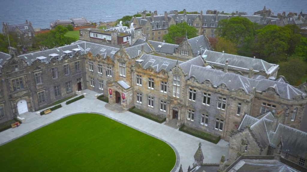 St. Andrews Appoints Five Professorial Fellows - Daily Nous