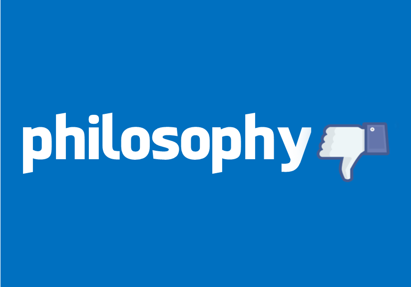 Problems with Philosophy on Facebook