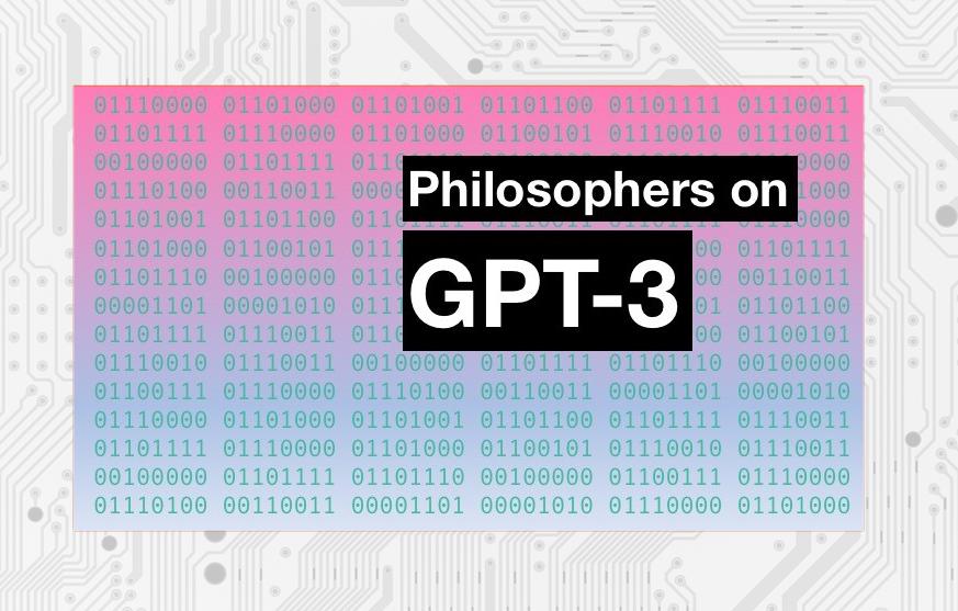 Philosophers On GPT-3 thumbnail